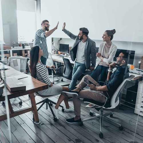 Webdesign Konstanz setzt Ihr Team in Szene