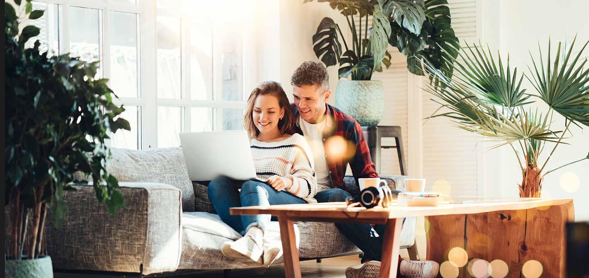 Webseiten mit modernem Konzept machen User glücklich